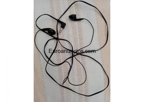 Auriculares para oír musica