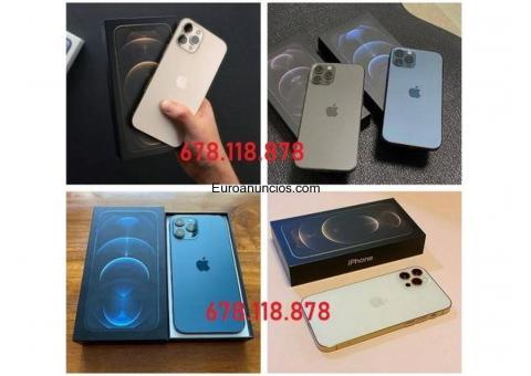 Iphone 12 pro y 12 pro max!!