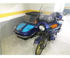 Honda - con sidecar