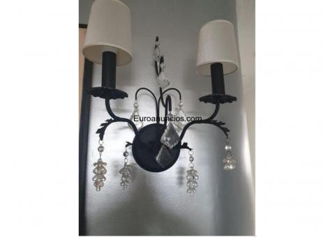 Set de lamparas